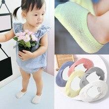New cotton children's socks toddler floor socks baby cotton children's boat-shaped foot socks