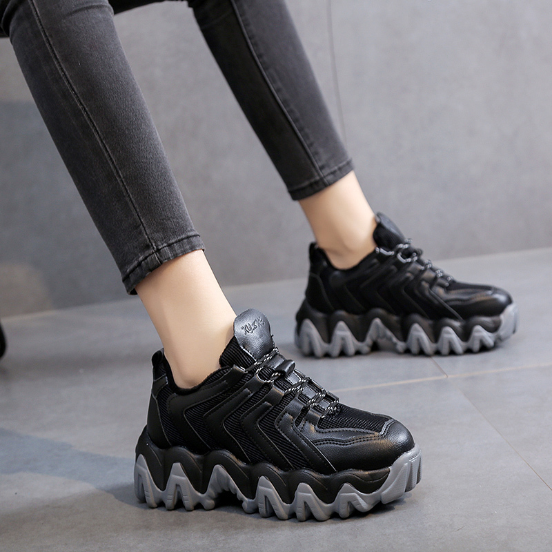 Women Shoes Casual Plus Size 43 Tenis Unisex Chunky Sneakers Luxury Shoes Woman Designer Basket Femme Fashion Zapatos De Mujer