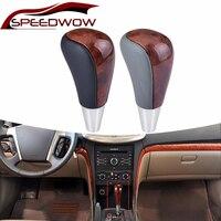 SPEEDWOW à pommeau de levier de vitesse de voiture pommeau de levier de vitesse bâton pour Toyota Prado Lexus Hilux 2011 Camry couronne RAV4 Fortune 2012