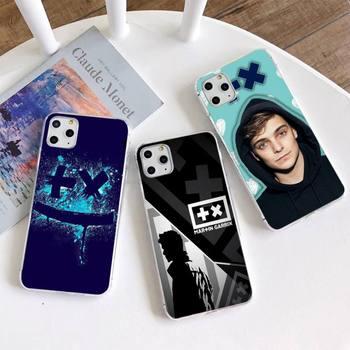 Martin Garrix DJ Gemalt Telefon Fall für iphone 12 pro max 11 pro XS MAX 8 7 6 6S plus X 5S SE 2020 XR abdeckung
