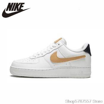 Nike Air Force 1 Original New Arrival Men Skateboarding Shoes Comfortable Lightweight Outdoor Sports Sneakers #CT2253 недорого