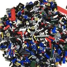 Random Bulk High-Tech Parts Building Block Creative Sets MOC Accessories Model Basis Bricks Educational Toys for Children Gifts