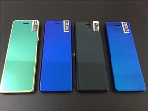 Image 2 - ULCOOL V99 נייד טלפון עם סופר מיני Ultrathin כרטיס מתכת גוף Bluetooth 2.0 חייגן אנטי אבוד FM MP3 כפולה ה SIM כרטיס מיני טלפון