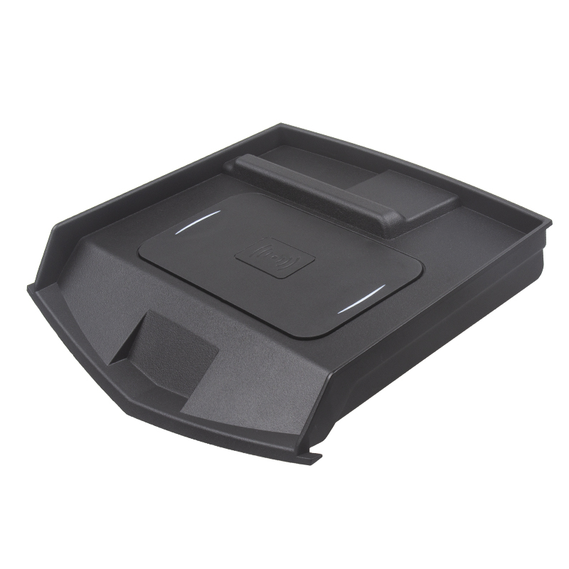Wireless Car Charger Pad Module Fast Charging Central Console Storage Box for Cadillac Ats Xts Srx 2017 2019 Car Accessories|  - title=