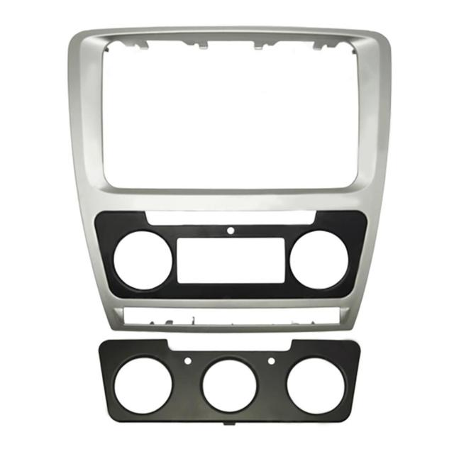 $ 12.17 GloryStar For Skoda Octavia 2013 Car Fascias Dvd Navigation Audio Conversion Box Panel Modification Bracket Side Box