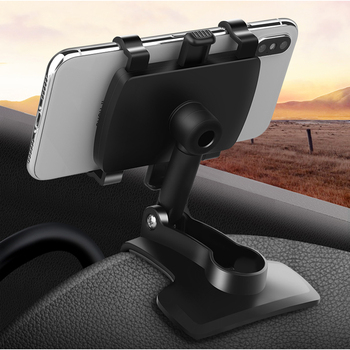 anmone car dashboard bracket rearview mirror sun visor mobile phone car holder fold grip gps navigation smartphone auto stands ANMONE Car Dashboard Bracket Rearview Mirror Sun Visor Mobile Phone Car Holder Fold Grip GPS Navigation Smartphone Auto Stands