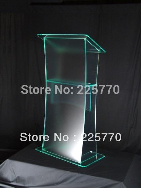 Plexiglass Acrylic Lectern Acrylic Church Lectern Perspex Lectern Plexiglass Pulpit Perspex Podium Plexiglass