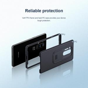 Image 5 - OnePlus 8 Pro Camera Protection Case For Oneplus8 Pro Case NILLKIN Slide Protect Cover Lens Protection Case on One Plus 8 Pro
