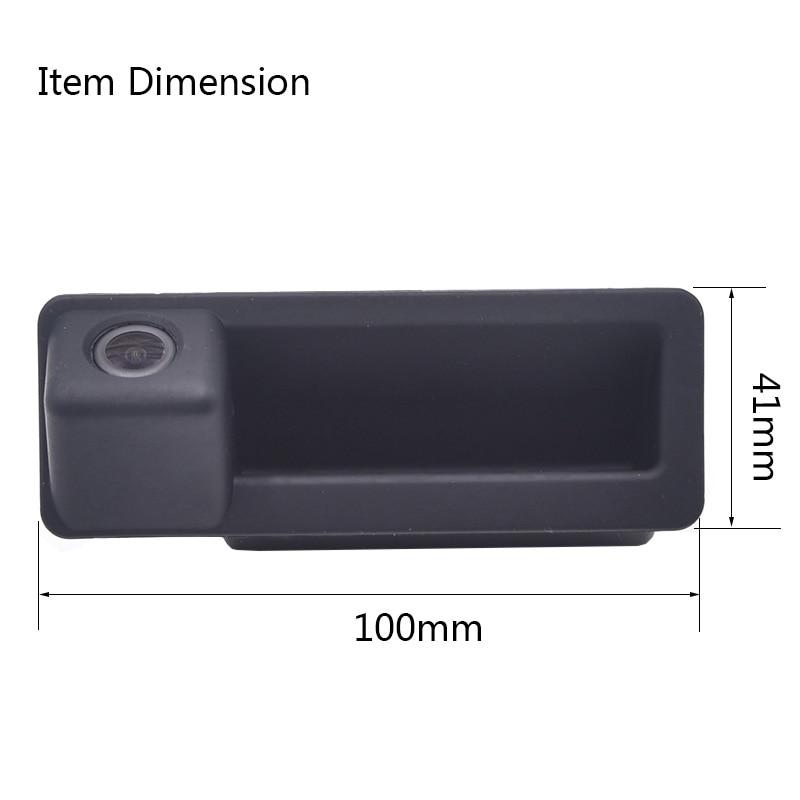 150 градусов камера заднего вида для BMW E60 E61 камера заднего вида для автомобиля CarTrunk ручка заднего вида камера заднего вида