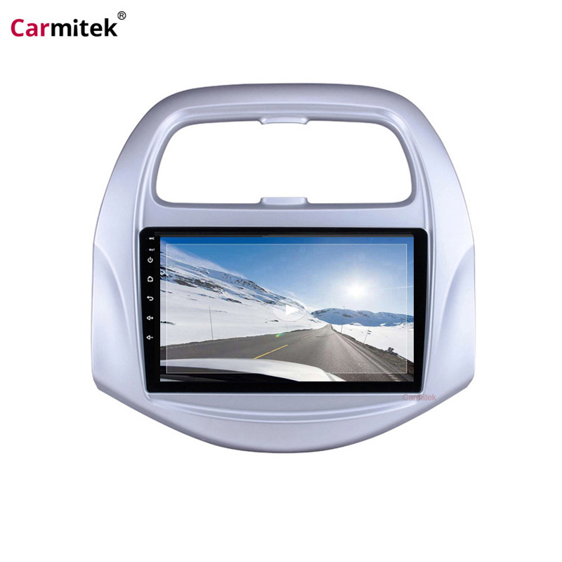 Android 9.0 For <font><b>CHEVROLET</b></font> <font><b>Spark</b></font> Beat 2015 2016 <font><b>2017</b></font> 2018 2019 Multimedia Stereo Car DVD Player Navigation GPS Radio image