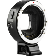 Viltrox EF NEX IV otomatik odaklama Lens adaptörü Canon EOS EF için EF S Lens Sony e mount NEX tam çerçeve A9 AII7 a7RII A7SII A6500 A6300