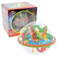Aikeyou Perplexus Children Attention Training Toy 3D Maze Roll-on Camera Track Spherical Maze