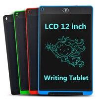 Графический планшет, электроника, планшет для рисования, Смарт ЖК-планшет для письма стираемая чертежная доска 8,5 12 дюймов, световая накладк...