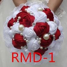 Da sposa accessori da sposa in possesso di fiori 3303 RMD