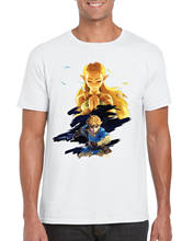 Link Zelda BOTW Inspired T-shirt S-2XL Newest Top Tees,Fashion Style Men Tee,100% Cotton Classic tee 2019 fashion t shirt(China)
