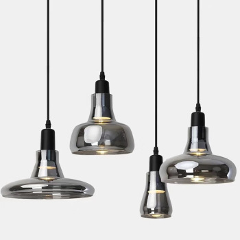 Apextech Retro Loft Glass Pendant Light Vintage Hanging Lamp Droplights Dining Room Restaurant Bar Lights free shipping vintage loft industrial pendant lights gold bar stair dining room glass shade retro lindsey pendant lamp fixtures
