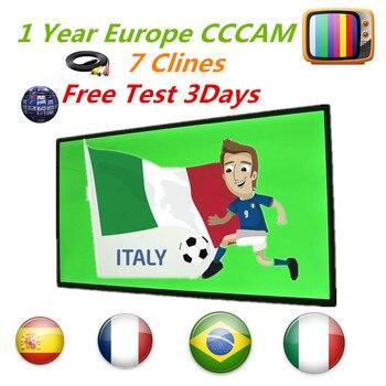 Europe Cccam Cline for 1 year Europe Free Satellite  Line Share Severportugal/Italy/Spain/French/Germany IKS Satellite Receiver nieuwkoop europe кашпо raindrop 54х51 см 6rdpbe229 nieuwkoop europe