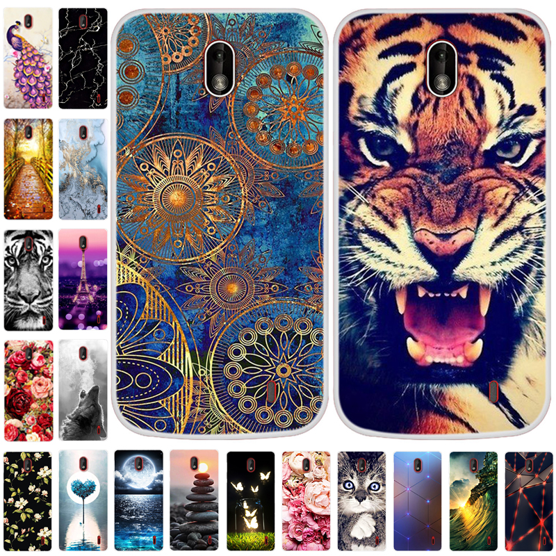 Case For <font><b>Nokia</b></font> 1 Case Phone Cases for Nokai 1 2018 Case Soft Silicone TPU Back Cover for <font><b>Nokia</b></font> 1 Nokia1 TA-<font><b>1047</b></font> for <font><b>Nokia</b></font> 1 plus image