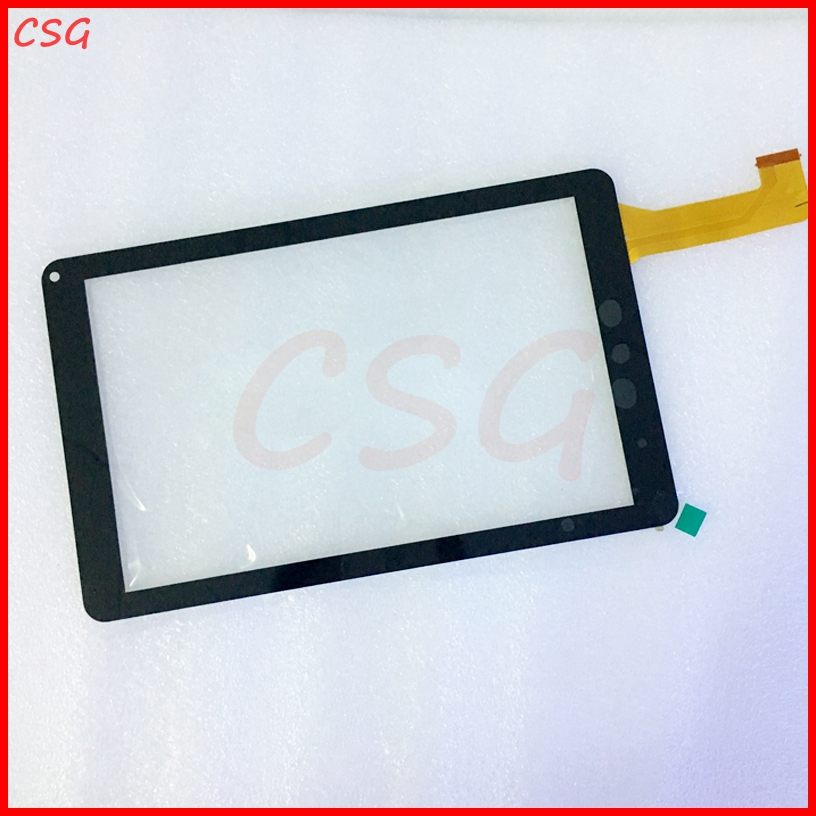New For 8'' Inch DYJ-LK8125A Touch Screen Digitizer Sensor Tablet PC Replacement Front Panel For NuVision TM800A550L
