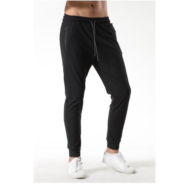 2020 verão nova moda seção fina calças