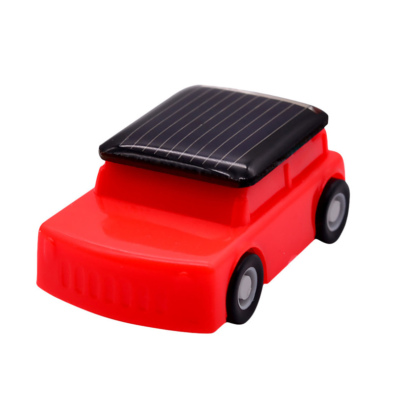 Children DIY Assemble Solar Power Car Science Educational Solar Powered ToyEnvironmental Toys 30AG02 (10)
