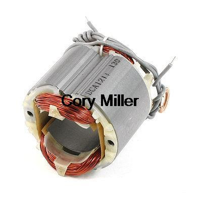AC 220V Circular Saw 42mm Core Electric Motor Stator /9 Teeth Drive Shaft Motor Rotor For Makita 5704R 5806B