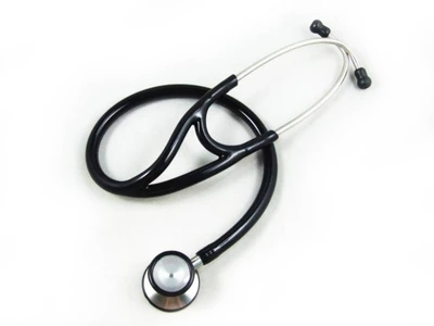 Heart Medical Stethoscope Stainless Steel Material