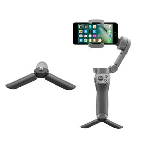 Image 2 - Mini portátil desktop tripé para dji osmo móvel 2/3 handheld ptz estabilizador