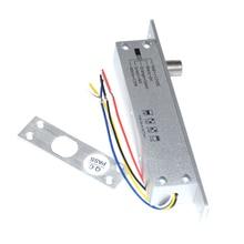 Fail Safe Fail Secure Elektrische Bolt Drop Deurslot Lage Temperatuur Vertraging Voor Toegangscontrole Systeem Elektrische Deurslot