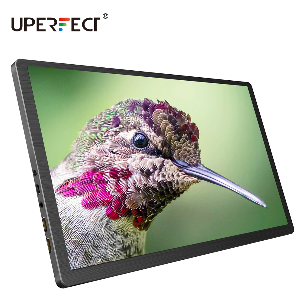 13.3 Inch 2K IPS Portable Monitor Laptop & Gaming Monitors HDMI LED Display for Cellphone Computer PC PS4 Xbox Camera 2560x1440 image