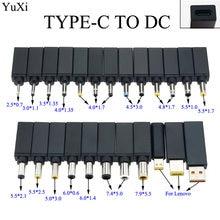 1 шт зарядное устройство для ноутбука адаптер конвертер Тип