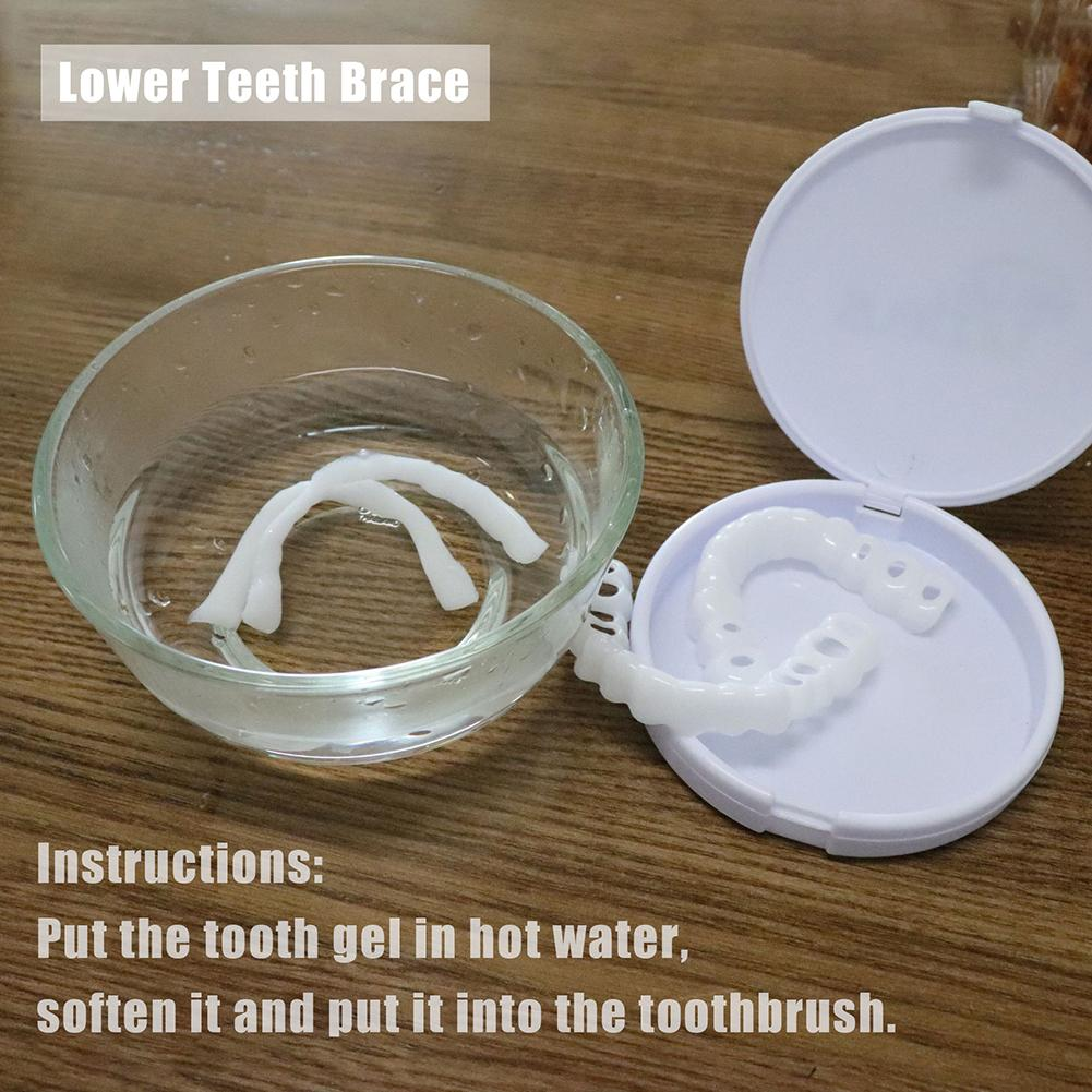 Magic Teeth Orthodontic Braces Set Hot Selling Simplicity Dental Appliance Trainer Mouth Guard Tools Teeth Care Tools