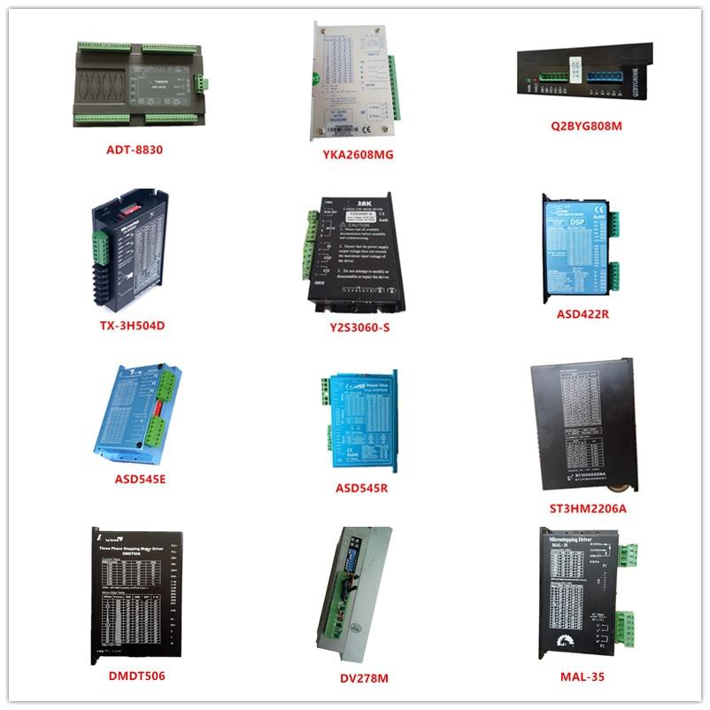 Used ADT-8830| YKA2608MG| Q2BYG808M| TX-3H504D| Y2S3060-S| ASD422R| ASD545E| ASD545R| ST3HM2206A| DMDT506| DV278M| MAL-35