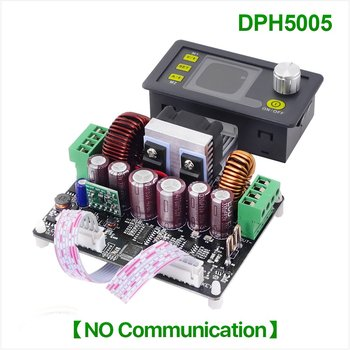DPH5005 Buck-boost Converter Constant Voltage Current Programmable Digital Control Power Supply Color LCD Voltmeter 50V 5A New