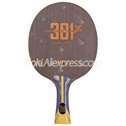 Neue DHS Hurrikan 301X Tischtennis Klinge OFF + + Arylate Carbon ALC Schläger Original DHS H301X 301-X 301 X Ping Pong Bat Paddel