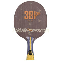 New DHS Hurricane 301X Table Tennis Blade OFF++ Arylate Carbon ALC Racket Original DHS H301X 301 X 301 X Ping Pong Bat Paddle