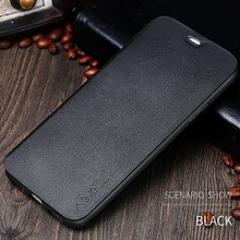 20 Ultra Thin Slim Case For Apple iPhone 11 6Plus Case 6S 7 8 X XR XS Max Flip Leather TPU Book Cover For iPhone 11 Pro Max Case(China)