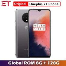 Brand New Oneplus 7T Lte Mobiele Telefoon 8Gb Ram 1286Gb Rom Snapdragon855 + 6.55
