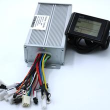 Motor-Controller Lcd-Display SW900 Brushless 2000W DC 48-60V One-Set Greentime