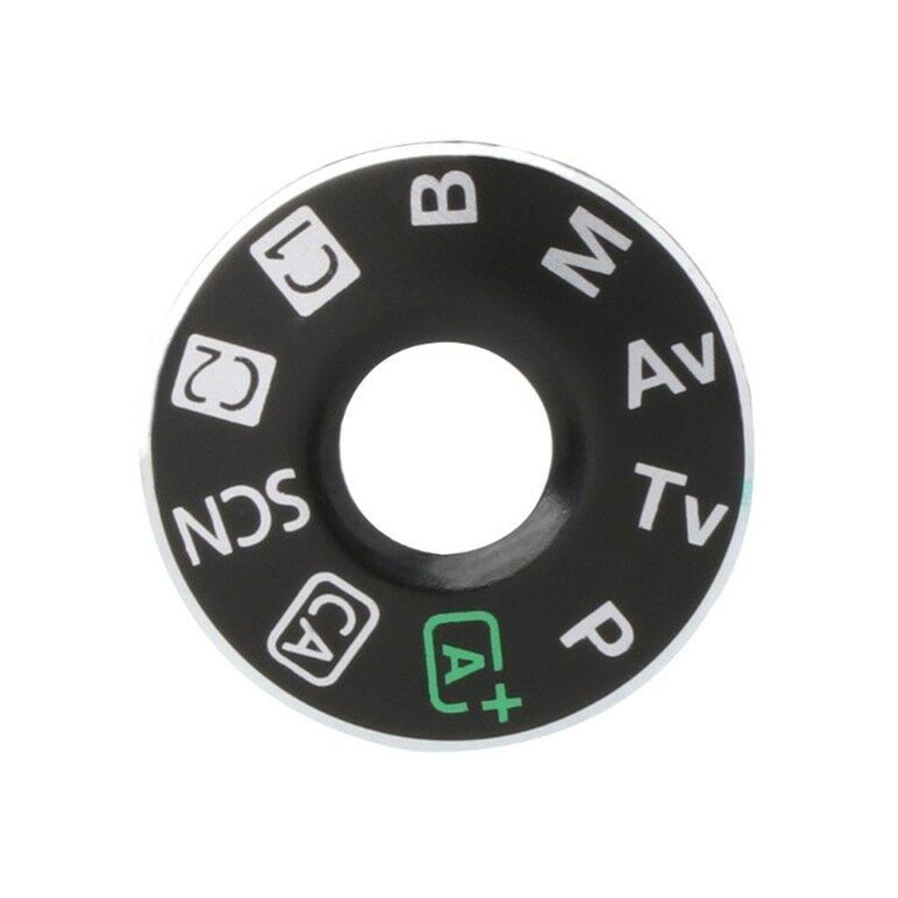 NEW Top Cover Button Mode Dial For Canon 6D Camera Repair Parts