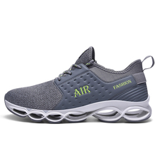 цена на plus size 46 sport Running shoes men sneakers Cushioning Walking jogging shoes Trainer Athletic Shoes male