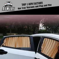 Car styling For 19 Toyota Corolla / Levin double engine special curtains sunshades,heat insulation