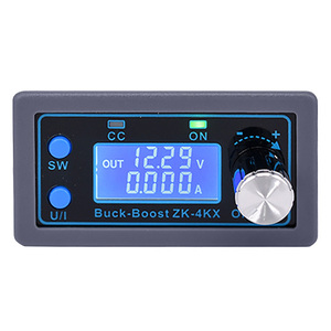 Image 3 - ZK 4KX CNC DC DC 벅 부스트 컨버터 CC CV 0.5 30V 4A 전원 모듈 태양 전지 충전을위한 조정 가능한 전원 공급 장치