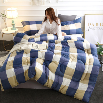 Spring Summer Quilt Soft Duvet Comforter Filler High-grade Fabric Quiltair-condition Comforter Multiple Size Options Blanket