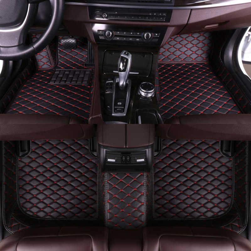 Customized 100% match your vehicle car floor mats CX3 2015- <font><b>2019</b></font> CX4 2016- 2018 CX5 2011-2018 CX7 2014-2016 <font><b>CX9</b></font> 2007-2018 MX-5 image