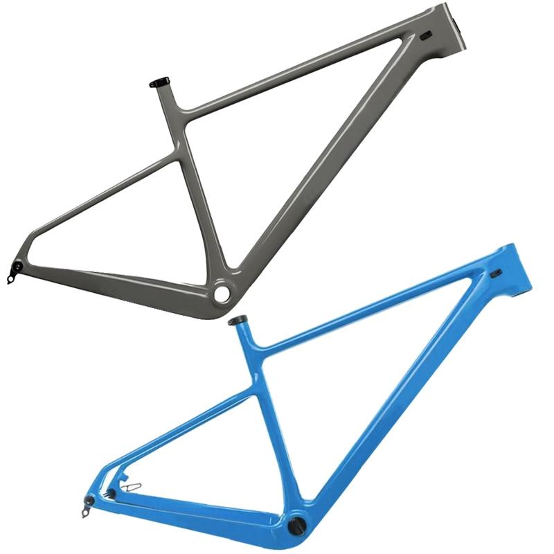 Stan CZ bicicleta 29er de montaña conjunto de marcos-carbono Mtb nuevo Di2 mecánica y Super-luz 148x12mm bicicleta de marcos