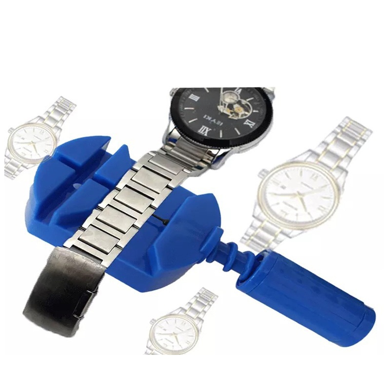 Watch Link For Band Slit Strap Bracelet Chain Pin Remover Adjuster Repair Tool Kit 28mm For Men/Women Watch