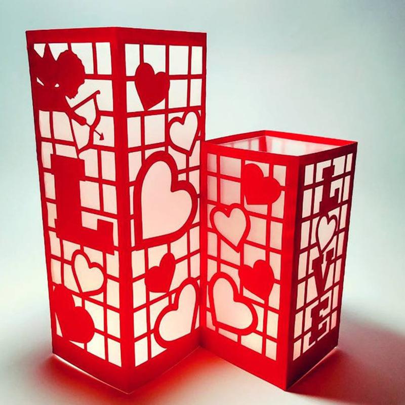 metal cutting dies cut die Wedding Valentine 2020 New Lantern mold Scrapbook paper craft knife mould blade punch stencils die