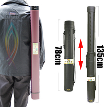 New Type Retractable 78cm to 135cm Fishing Bag High Strength Fishing R