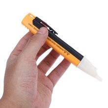 Электрический индикатор 90-1000 В розетка переменного тока розетка детектор напряжения датчик напряжения тестер ручка светодиодный светильник